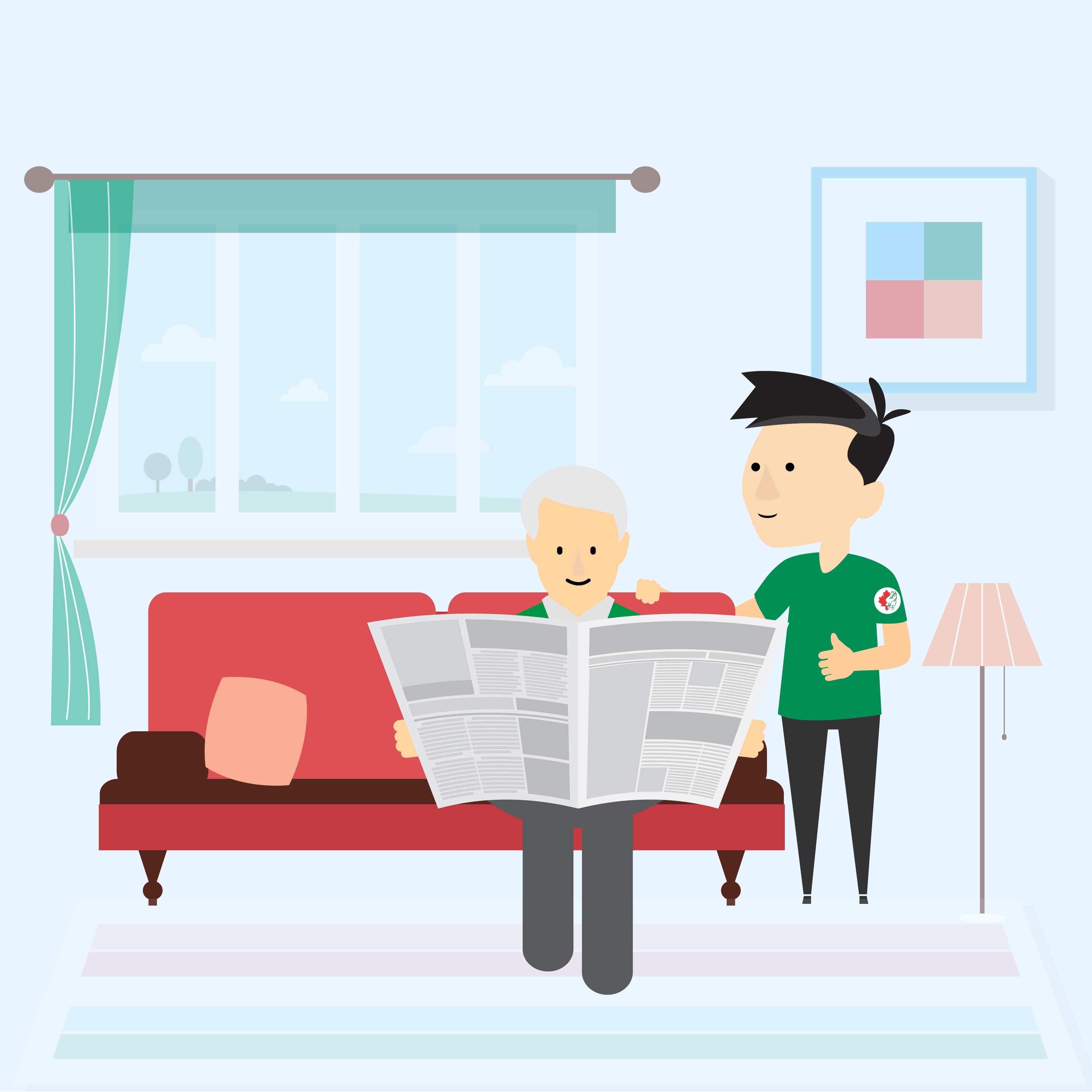 Senior Care Companionship at Home