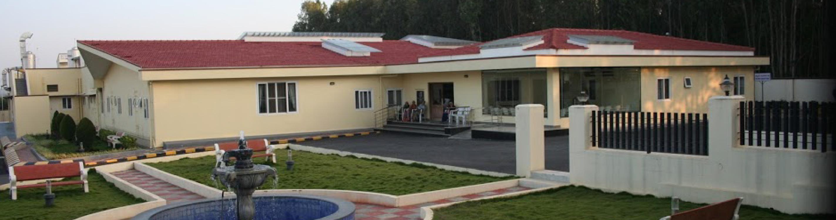 Geriatric Care Home
