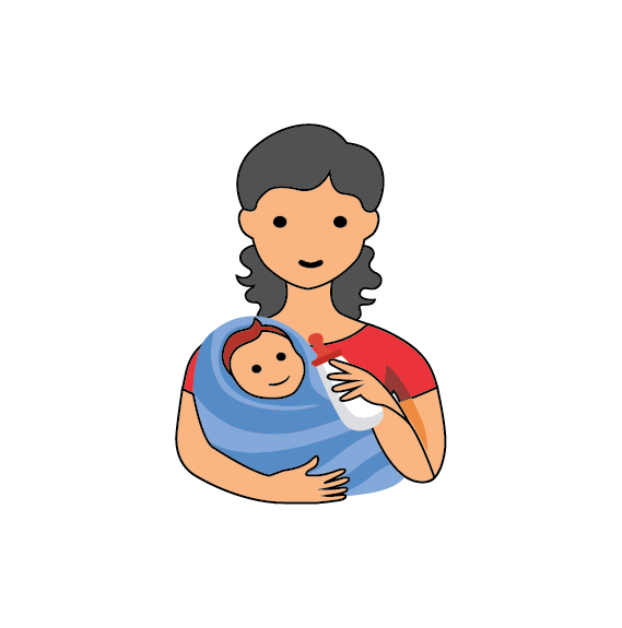 Nannys, Home Nurse for Baby Care and Mother Care at Home