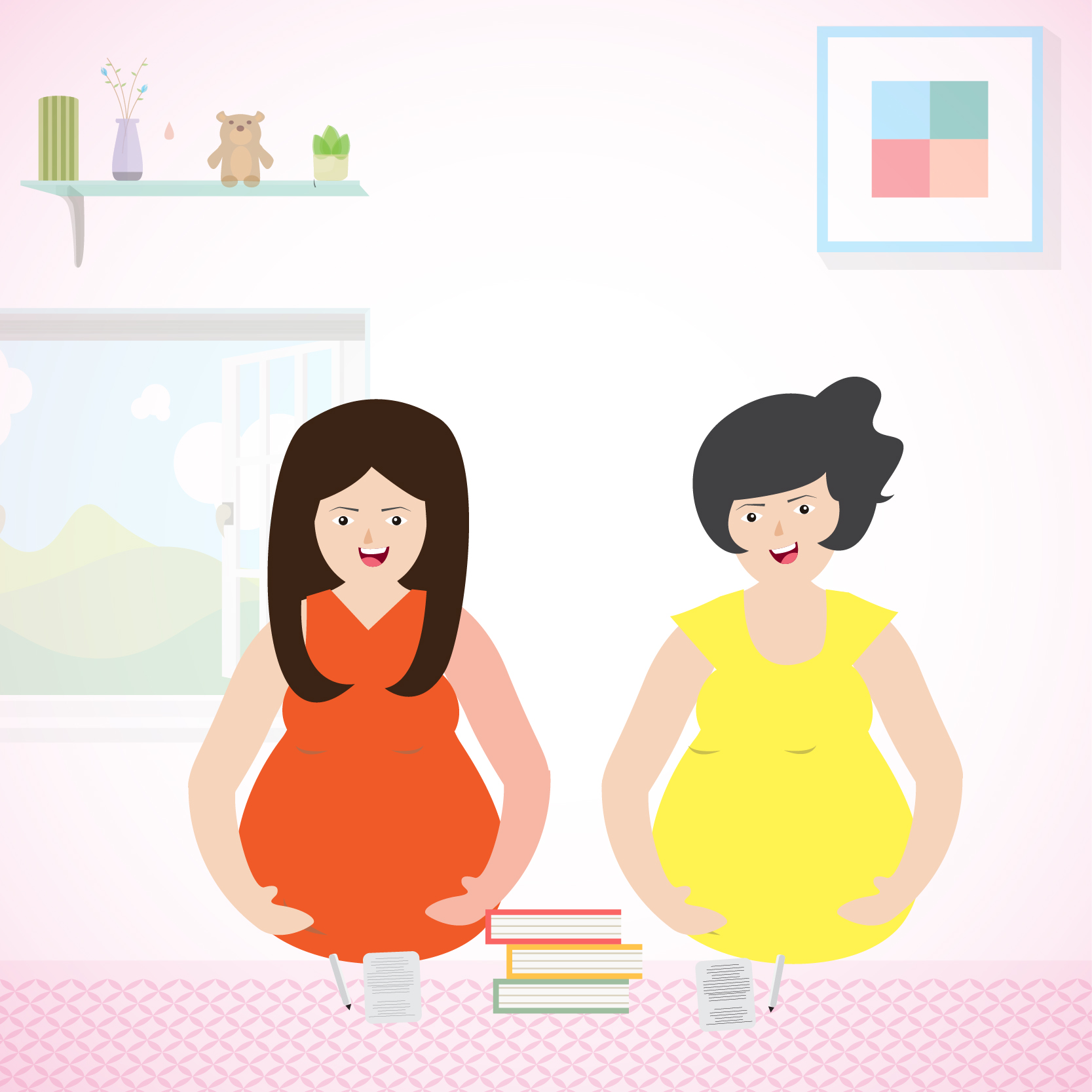 Prenatal Classes Bangalore, Lamaze Classes Near Me