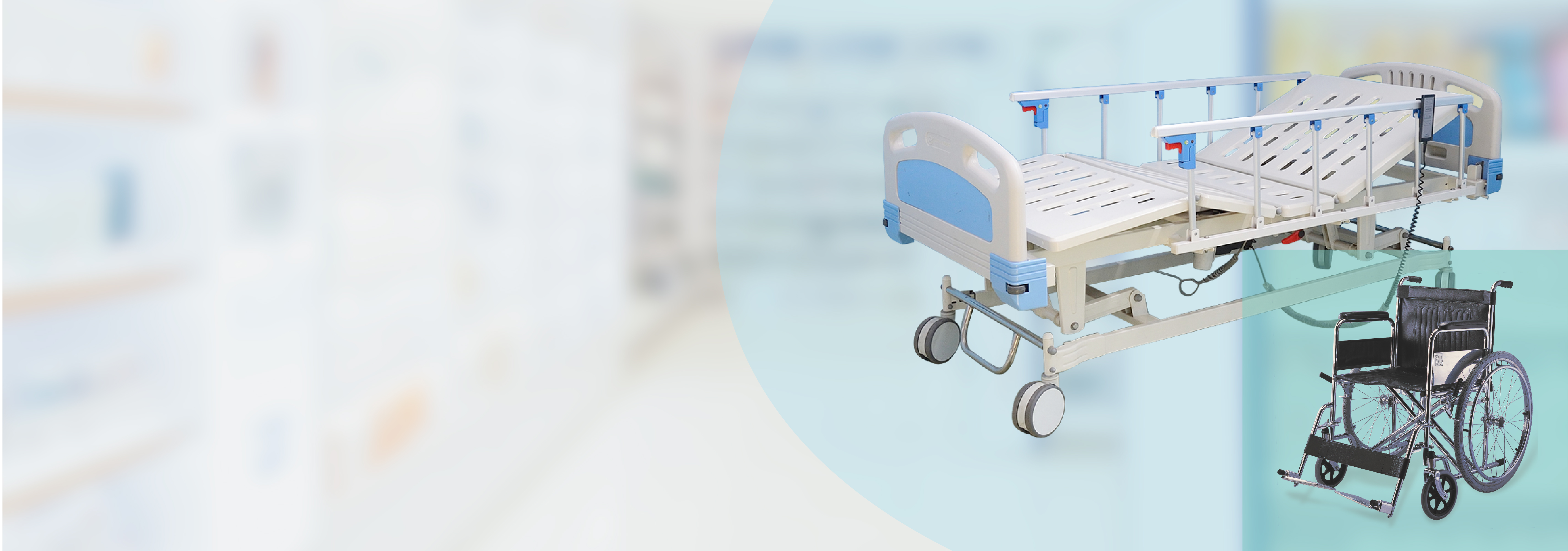 Medical Equipments, Home Health Care Products, Mobility Aids, Senior Care Products